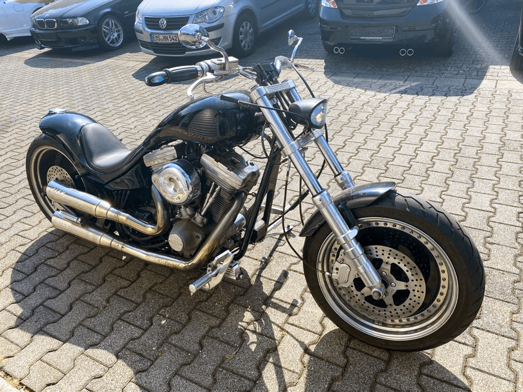 Bullock Style Custom Bikes