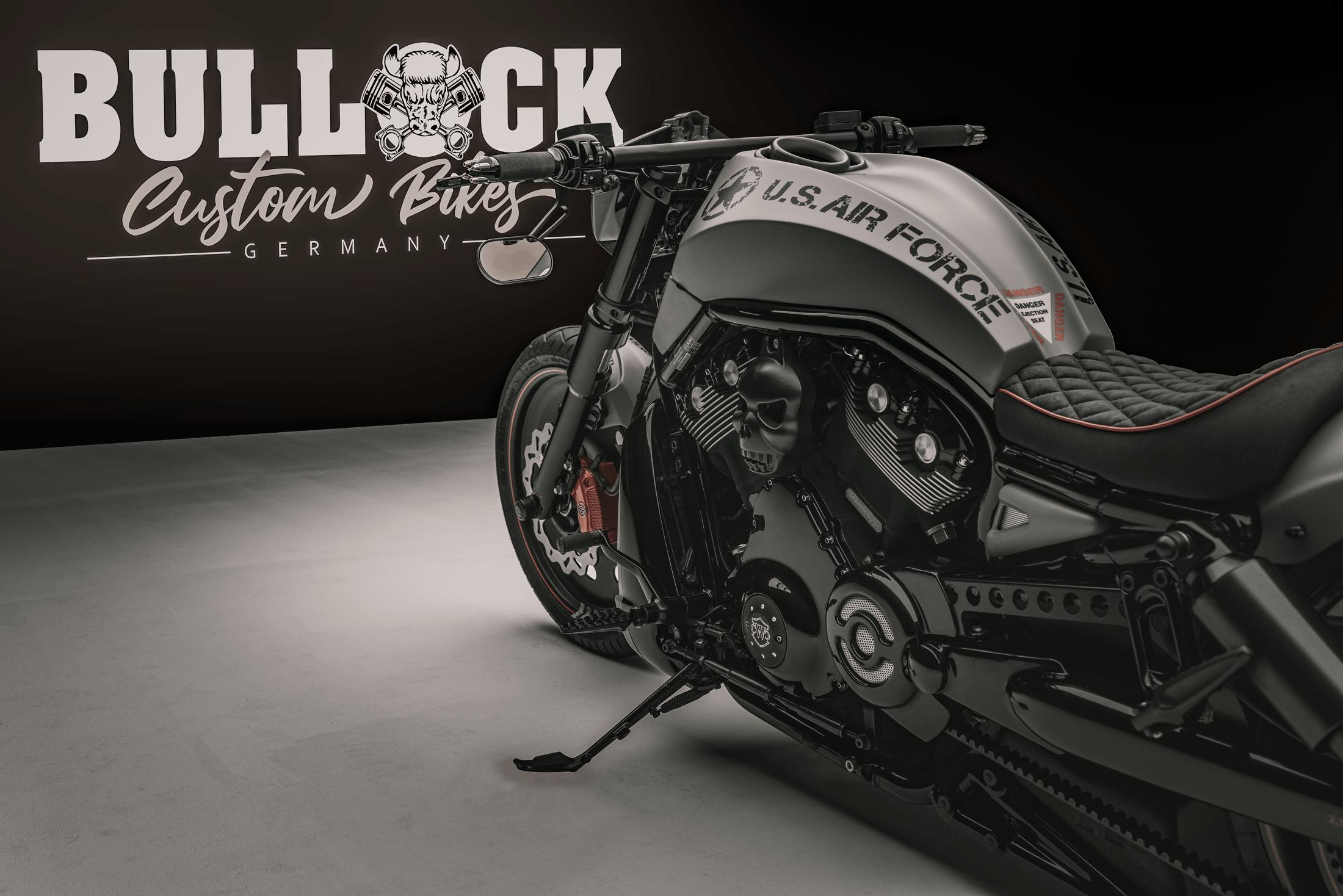 Harley Davidson Vrod Custom