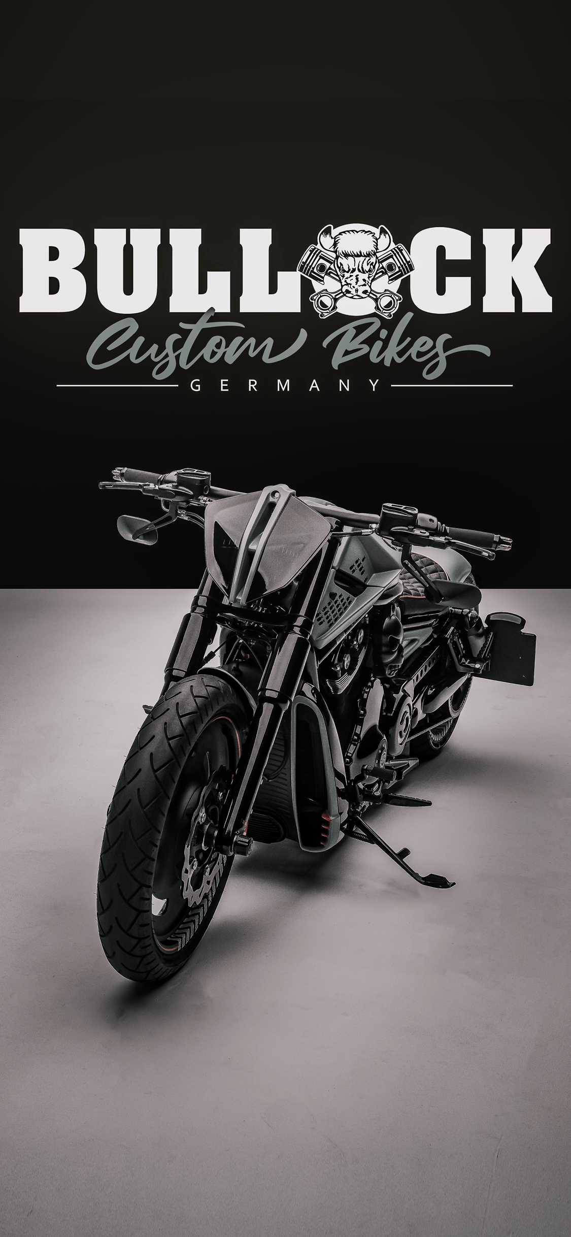 Bullock Custom-Bikes Wallpaper Handy