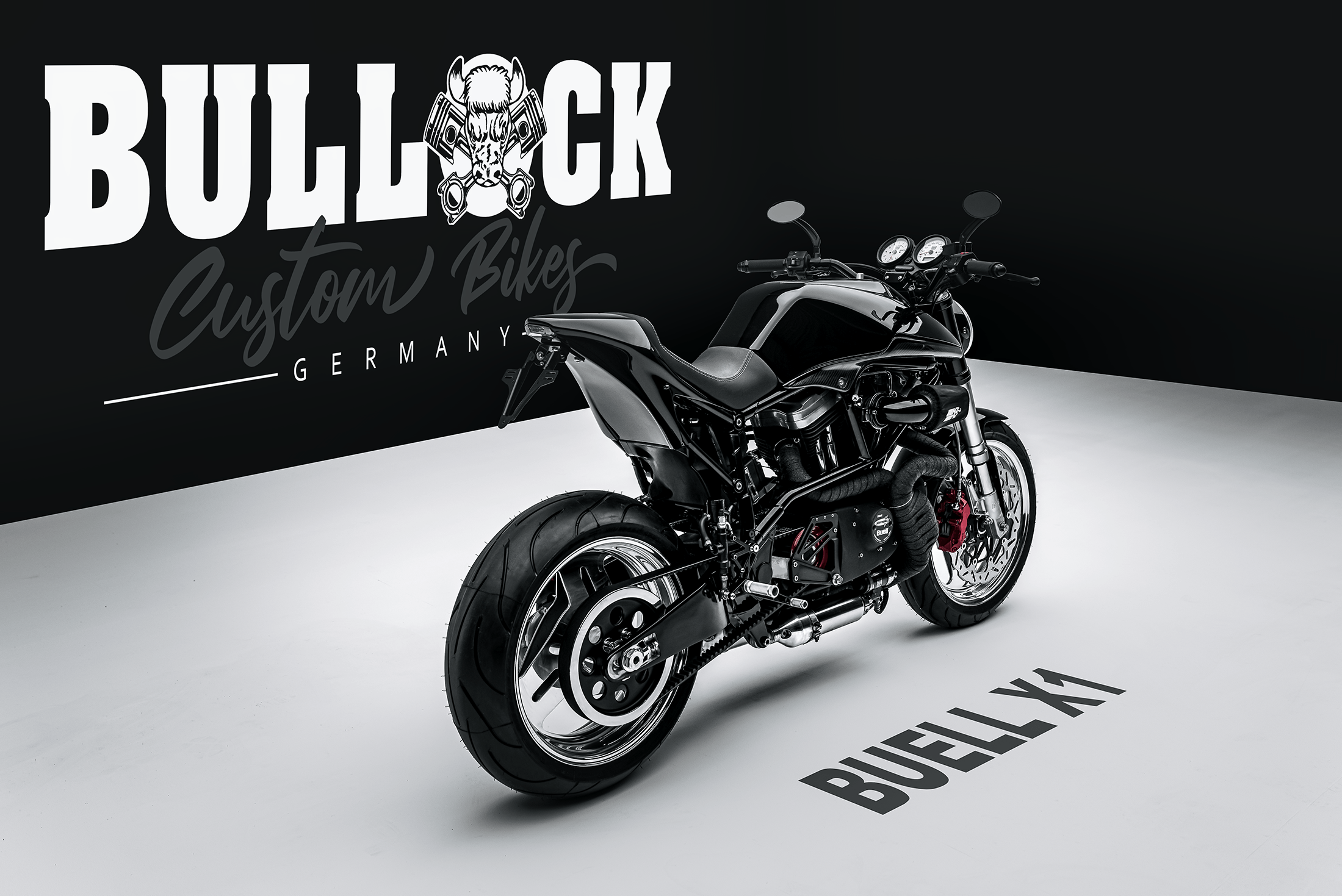 Bullock Custom Bikes Buell X1